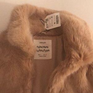 Zara Jackets & Coats - NEW Little girls  Zara Coat